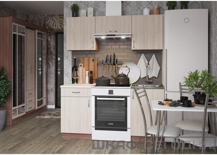 Кухонный гарнитур Интерьер-Центр Татьяна 1.6 м