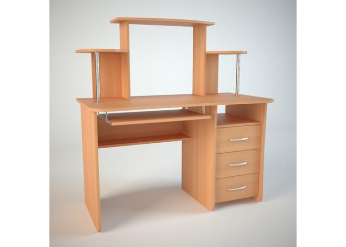 Компьютерный стол Комфортная мебель  КС-1