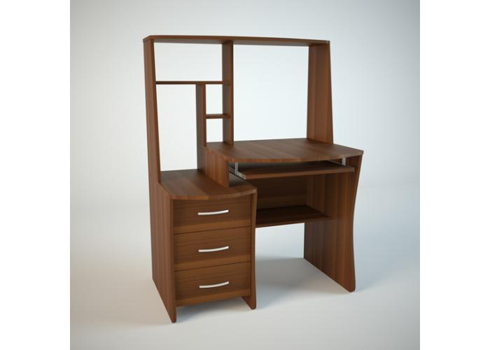 Компьютерный стол Комфортная мебель КС-3