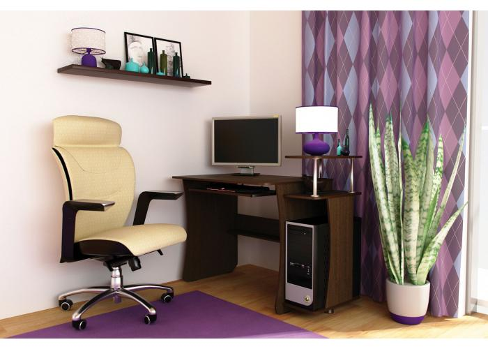 Компьютерный стол Комфортная мебель КС-6