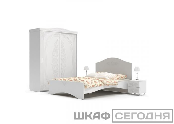 Шкаф-купе Compass Ассоль АС-20