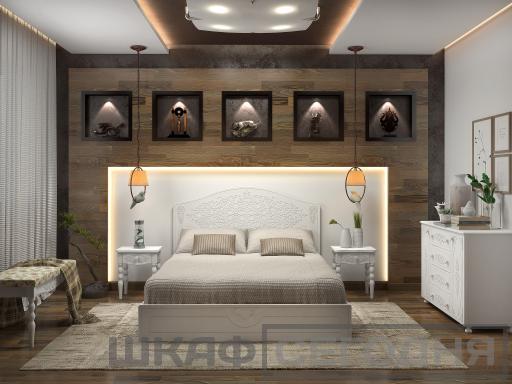 Ассоль спальня