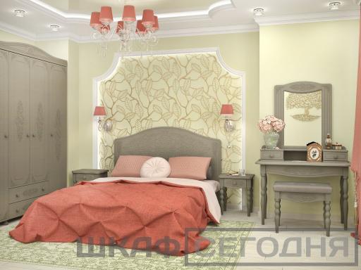 Ассоль Плюс спальня