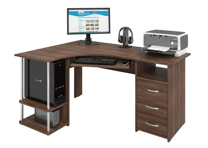 Стол компьютерный Compass Эконом-стандарт С 237