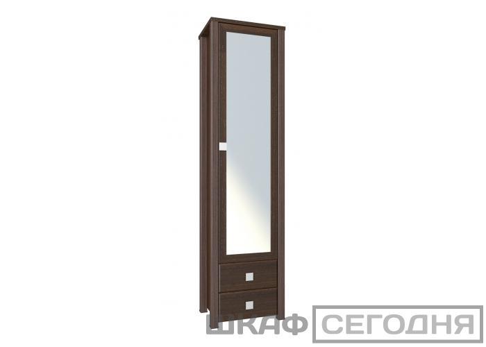 Шкаф-пенал с зеркалом Compass Изабель ИЗ-17