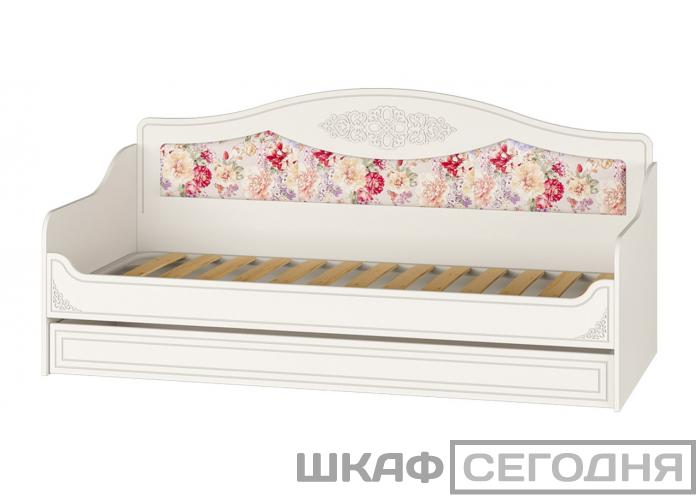 Кровать односпальная Compass Ассоль АС-47