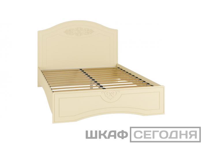 Кровать двуспальная Compass Ассоль Плюс АС-112К 140