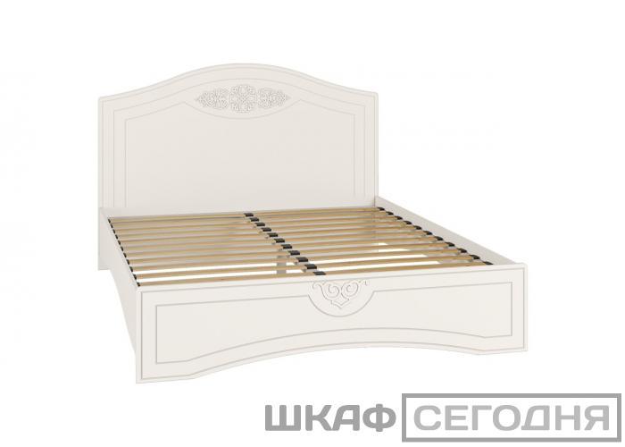 Кровать двуспальная Compass Ассоль АС-112К 140