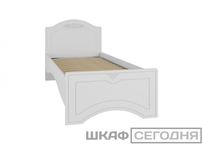 Кровать односпальная Compass Ассоль АС-26