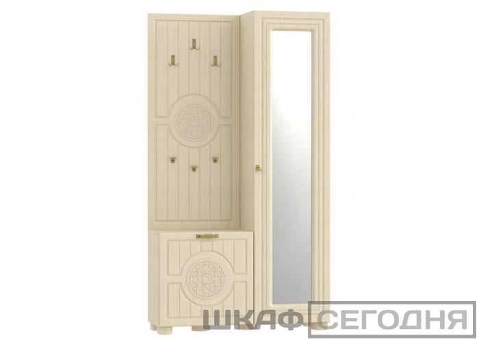 Шкаф комбинированный Compass Монблан МБ-11