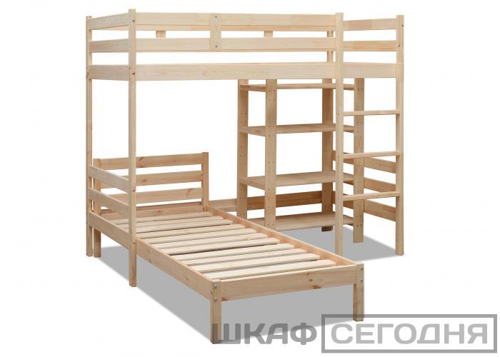 Эко-14 Кровать-чердак