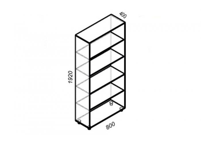 Шкаф ЛОББИ Стандарт СМ-301