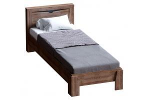 Кровать односпальная МебельГрад Соренто