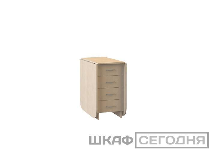 Стол-книжка с ящиками Моби Глория 606 М