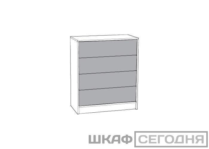 Комод Моби Глория 2 114 К