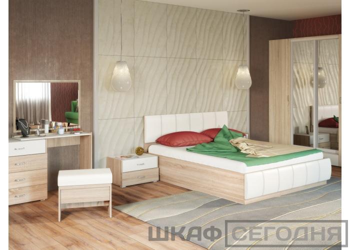 Кровать с подъемным механизмом Моби Линда 303 140