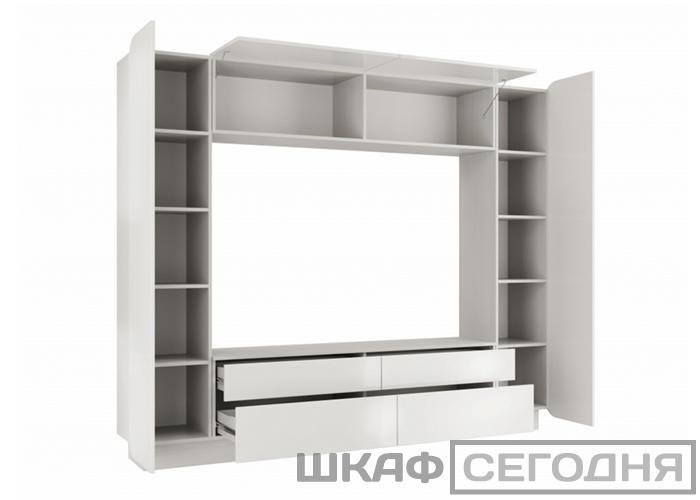 Стенка ОЛМЕКО Лаванда-2