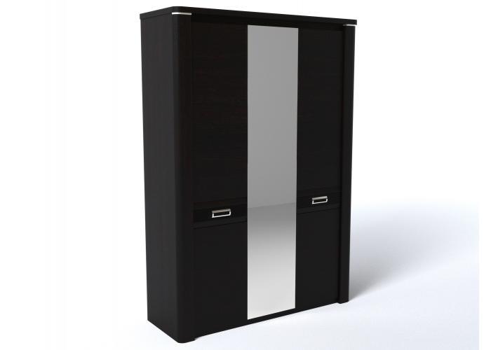 Шкаф 3-х дверный СБК Магнолия