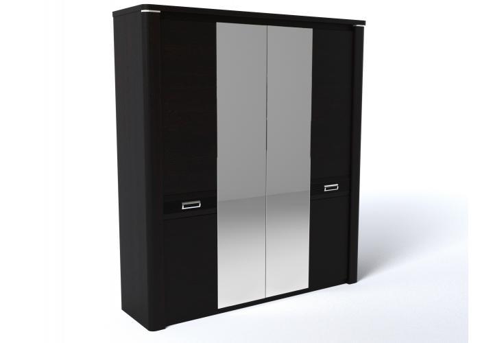 Шкаф 4-х дверный СБК Магнолия