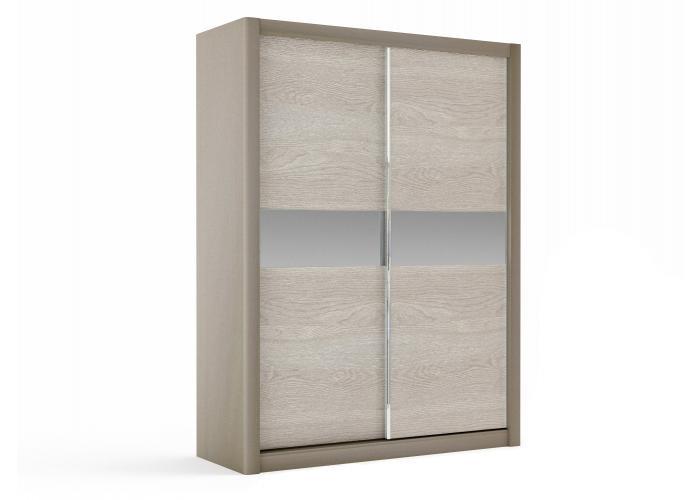 Шкаф-купе 2-х дверный СБК Лацио