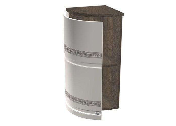 Шкаф навесной радиусный СБК Астана ШР-32