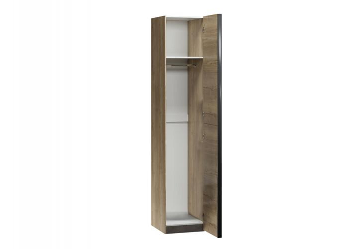 Шкаф 1-но дверный СБК Стреза