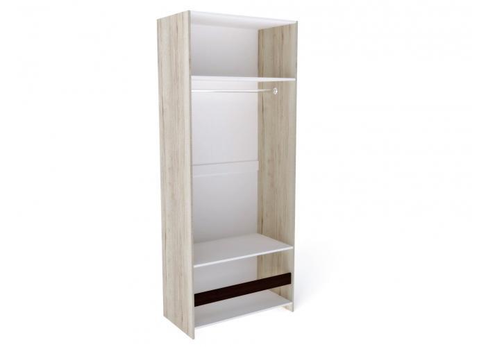 Шкаф 2-х дверный СБК Мале