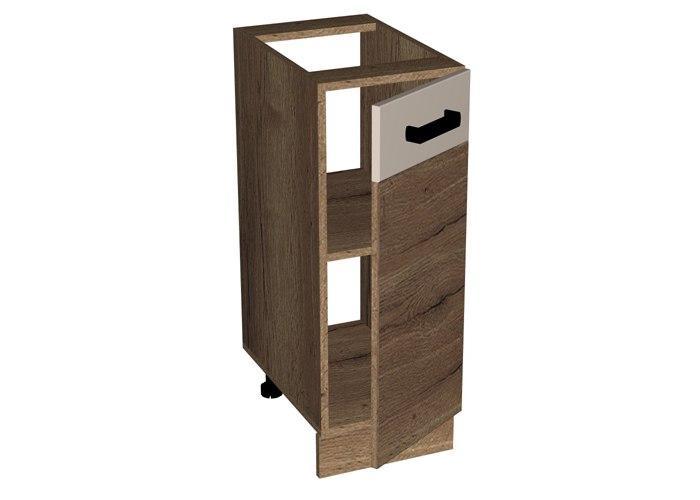 Стол рабочий СБК Адель С-30