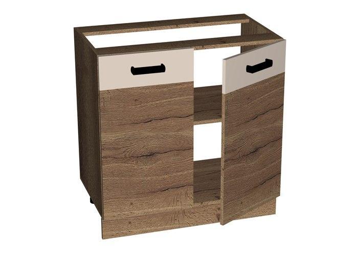 Стол рабочий СБК Адель С-80