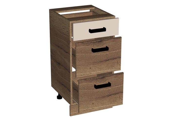 Стол с  ящиками СБК Адель СЯ-40
