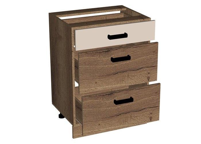 Стол с  ящиками СБК Адель СЯ-60