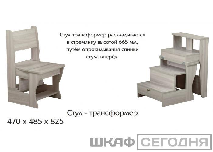Стул-трансформер Ромис