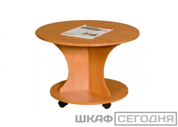 Журнальный столик Ромис круглый 10