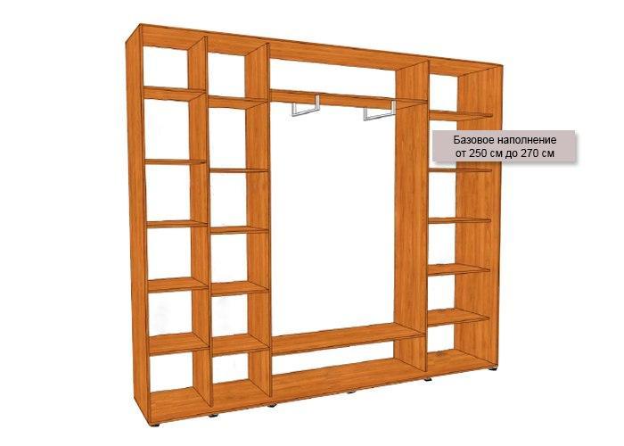 Шкаф-купе Победа Л-3-10