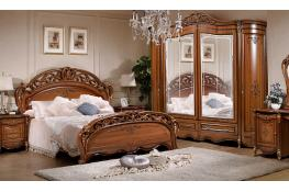 Спальня Слониммебель Аллегро 1Д1 Орех