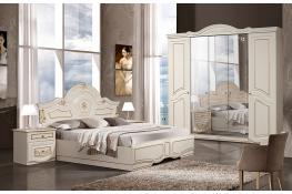 Спальня Слониммебель Опера Белый