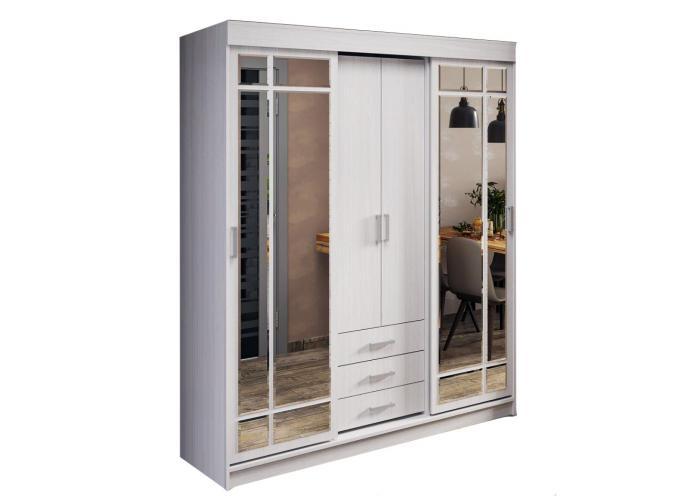 Шкаф-купе Стендмебель ЛИДЕР-1М