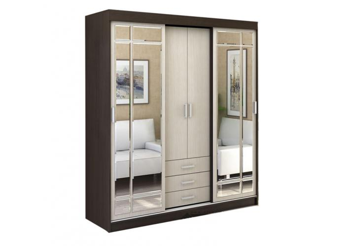 Шкаф-купе Стендмебель ЛИДЕР-1