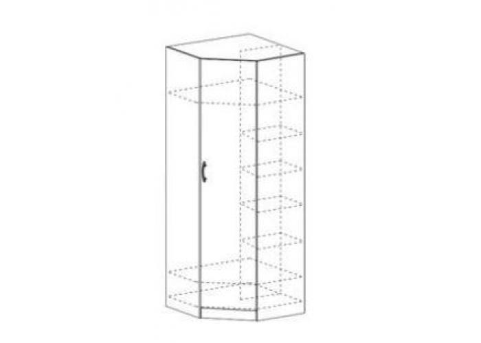 Шкаф угловой Стендмебель Макарена ШК 303