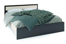 Кровать двуспальная Стендмебель Гармония КР 601