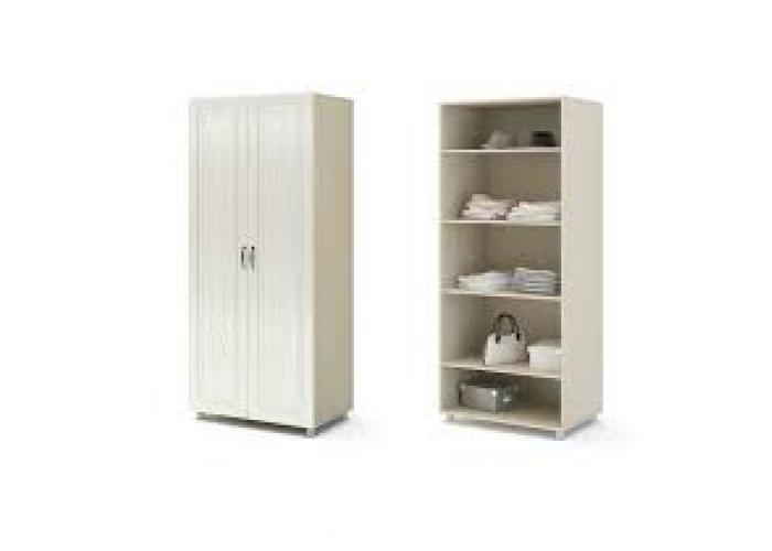 Шкаф с полками Стендмебель Виктория ШК 912
