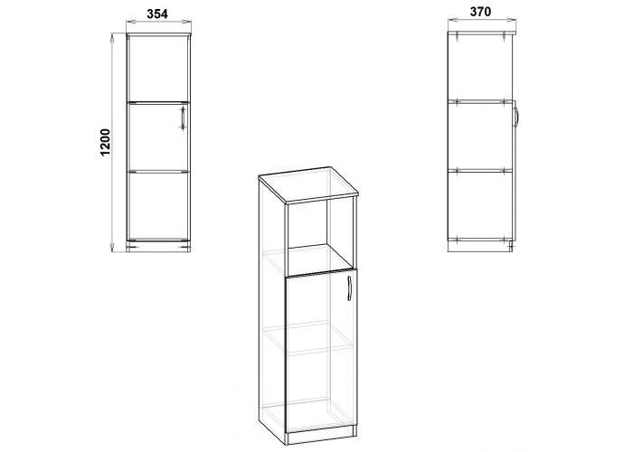 Шкаф Победа КШ-16