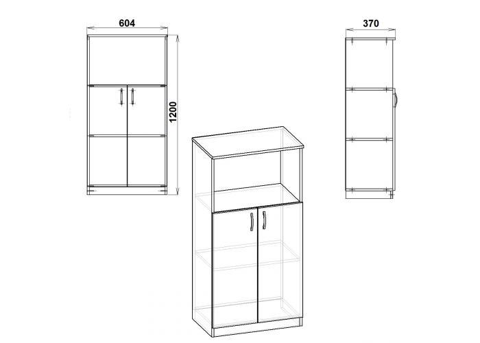 Шкаф Победа КШ-15