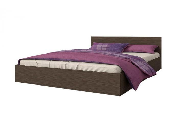 Кровать двуспальная Победа 140